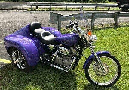 2005 Harley-Davidson Sportster for sale 200536914