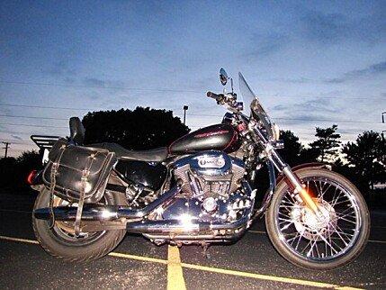 2005 Harley-Davidson Sportster for sale 200544701