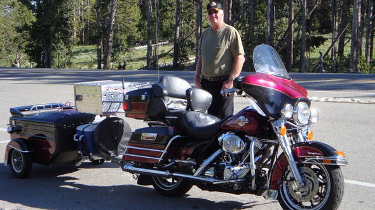 2005 Harley-Davidson Touring for sale 200409598