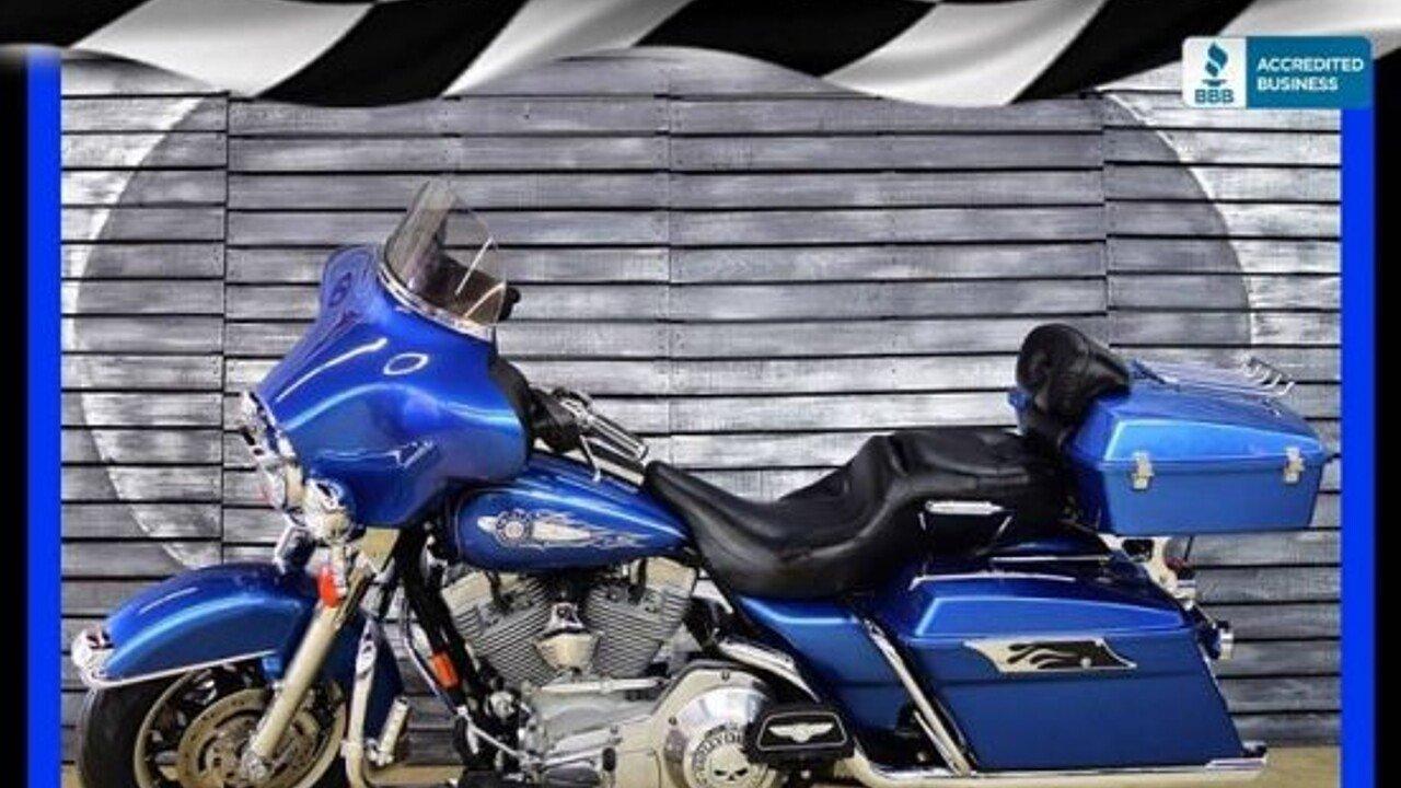 2005 Harley-Davidson Touring for sale 200449647