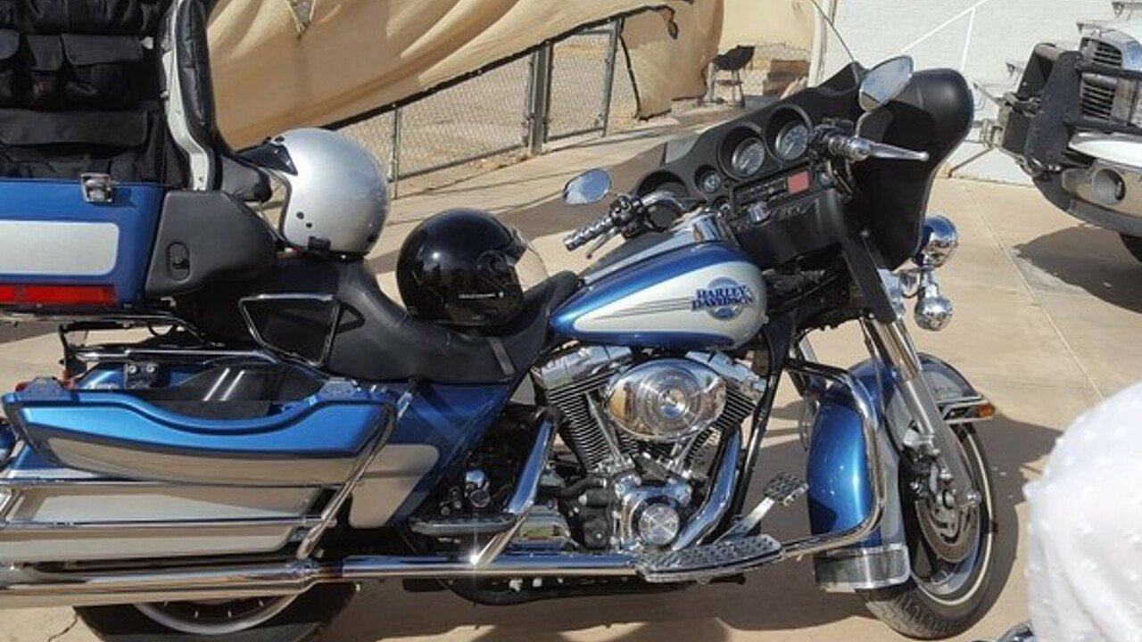 2005 Harley-Davidson Touring for sale 200452718