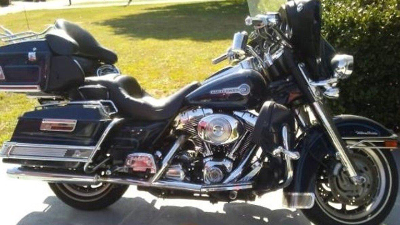 2005 Harley-Davidson Touring for sale 200480660