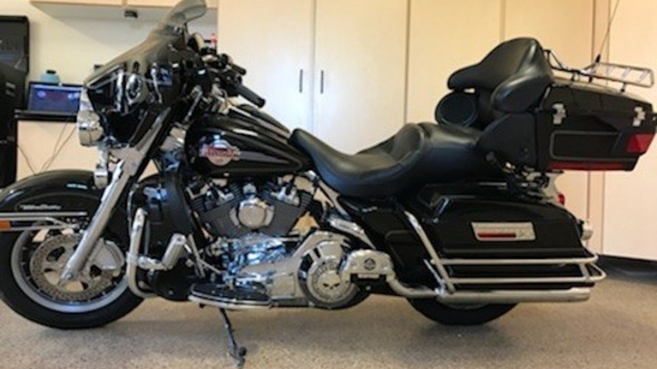 2005 Harley-Davidson Touring for sale 200568828