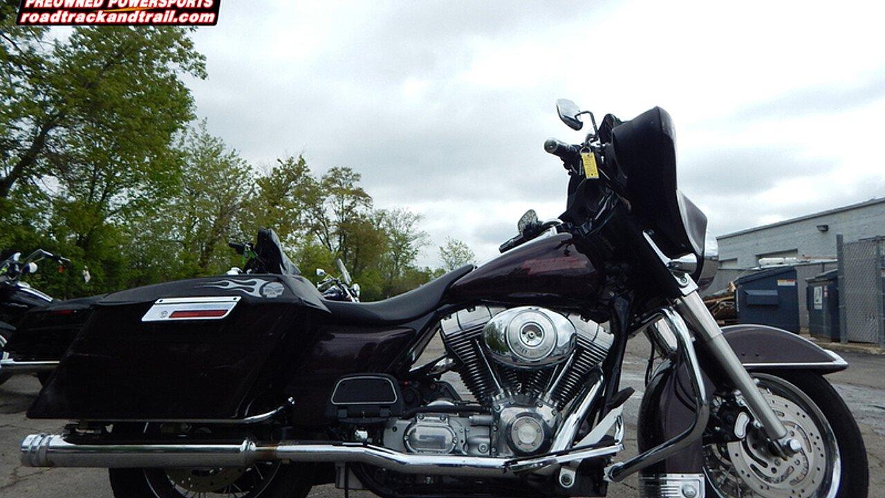 2005 Harley-Davidson Touring for sale 200581721