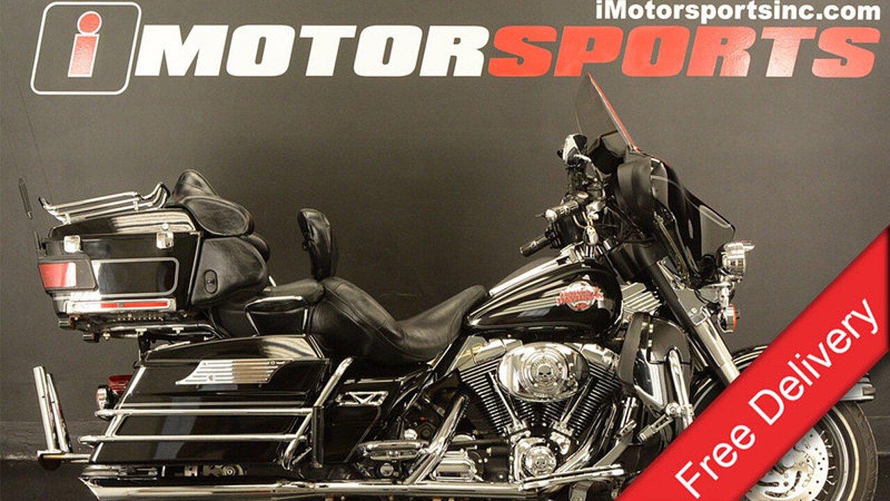 2005 Harley-Davidson Touring for sale 200583012