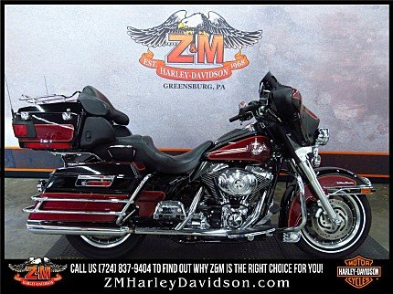 2005 Harley-Davidson Touring for sale 200606120
