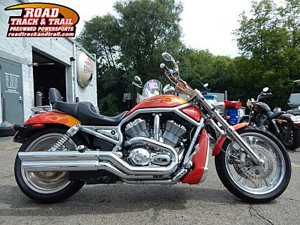 2005 Harley-Davidson V-Rod for sale 200628146