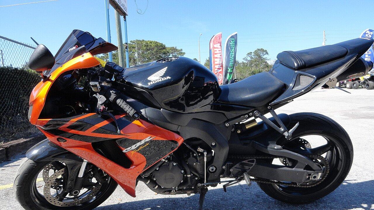 2005 Honda CBR1000RR for sale 200422428