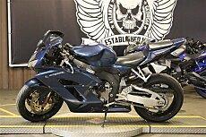 2005 Honda CBR1000RR for sale 200526305