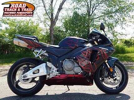 2005 Honda CBR600RR for sale 200586799