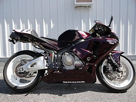 2005 Honda Cbr600rr Motorcycles For Sale Motorcycles On Autotrader