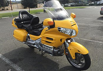 2005 Honda Gold Wing for sale 200399525