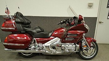 2005 Honda Gold Wing for sale 200480448