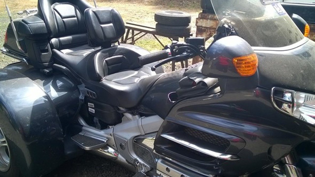 2005 Honda Gold Wing for sale 200498082