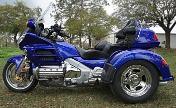 2005 Honda Gold Wing for sale 200570255