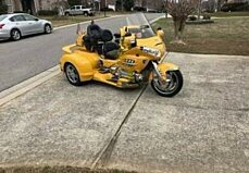 2005 Honda Gold Wing for sale 200522625