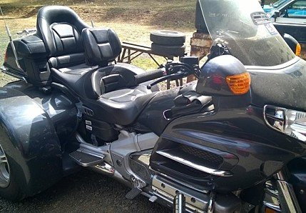 2005 Honda Gold Wing for sale 200564598