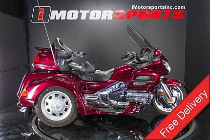 2005 Honda Gold Wing for sale 200575888