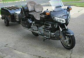 2005 Honda Gold Wing for sale 200578869