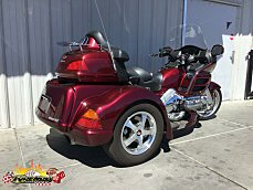 2005 Honda Gold Wing for sale 200627795