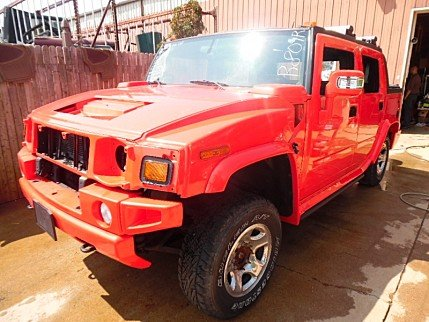 2005 Hummer H2 SUT for sale 100721713