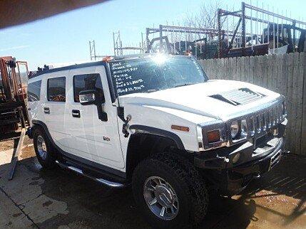 2005 Hummer H2 for sale 100749638