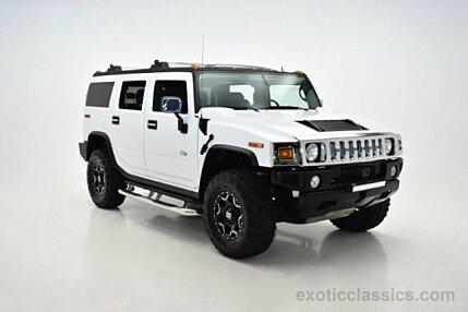 2005 Hummer H2 for sale 100862529