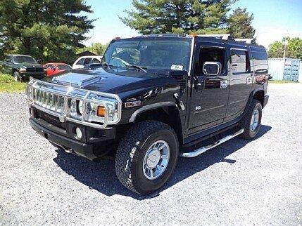 2005 Hummer H2 for sale 100870163