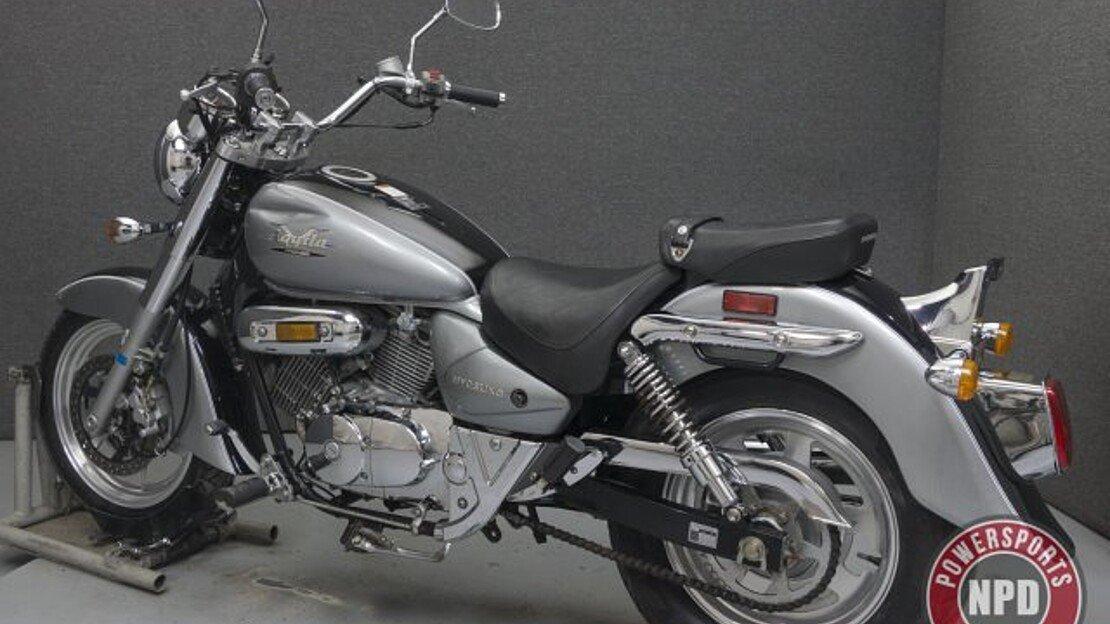 2005 Hyosung GV250 for sale 200593620