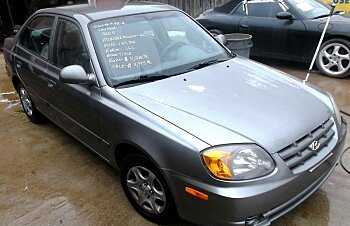 2005 Hyundai Accent for sale 100292872
