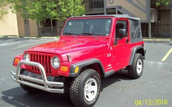 2005 Jeep Wrangler 4WD X for sale 100761317
