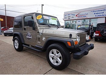 2005 Jeep Wrangler 4WD X for sale 100851723