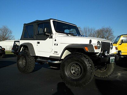 2005 Jeep Wrangler for sale 100761040