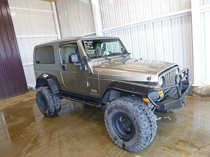 2005 Jeep Wrangler 4WD Unlimited for sale 100872420