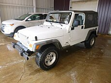 2005 Jeep Wrangler 4WD Unlimited for sale 100907106