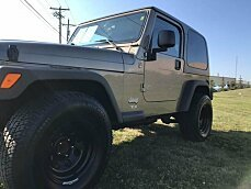 2005 Jeep Wrangler 4WD Sport for sale 100909852