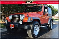 2005 Jeep Wrangler 4WD Rubicon for sale 100913653