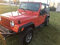 2005 Jeep Wrangler 4WD Unlimited for sale 100924383