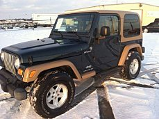 2005 Jeep Wrangler 4WD Sport for sale 100945104
