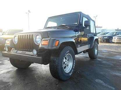 2005 Jeep Wrangler 4WD X for sale 100945127