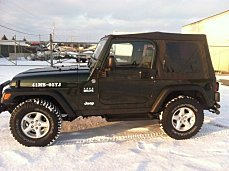 2005 Jeep Wrangler 4WD X for sale 100954592