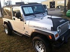 2005 Jeep Wrangler 4WD Unlimited for sale 100956812