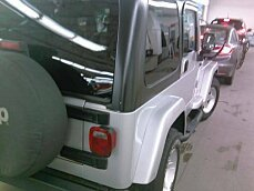 2005 Jeep Wrangler 4WD X for sale 100956815