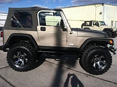 2005 Jeep Wrangler 4WD Sport for sale 100961135