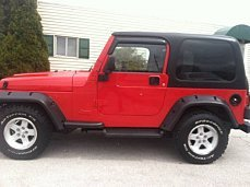2005 Jeep Wrangler 4WD Sport for sale 100976480