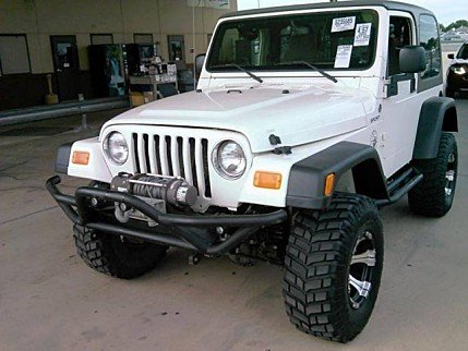 2005 Jeep Wrangler 4WD Sport for sale 100998785