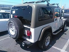 2005 Jeep Wrangler 4WD Unlimited for sale 101002088
