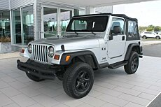 2005 Jeep Wrangler 4WD X for sale 101006554