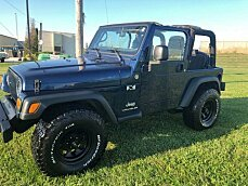 2005 Jeep Wrangler 4WD X for sale 101023746