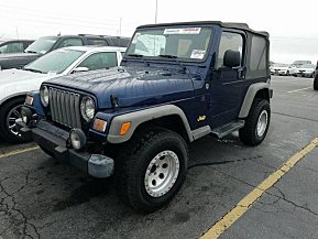 2005 Jeep Wrangler 4WD Sport for sale 101056579